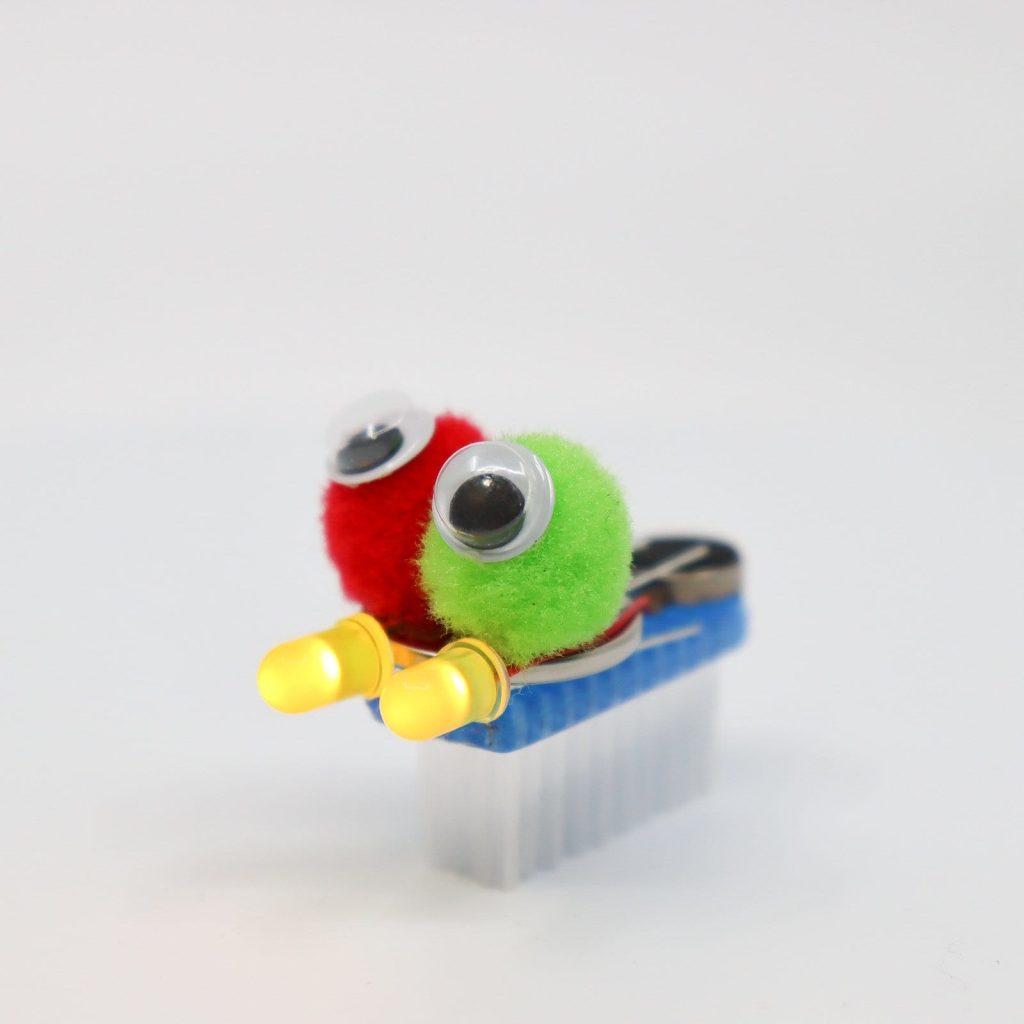 Tandenborstelrobot | Greenbasic.nl
