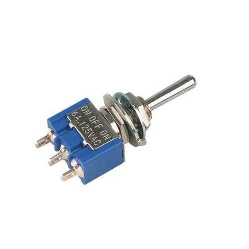 Mini tuimelschakelaar (on-off) 3 pins 10 Stuks | Greenbasic.nl
