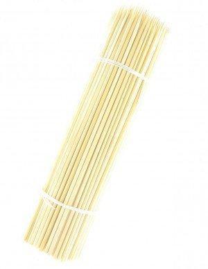 Satéstokjes (bamboe) 2,8x250mm 200 St | fullscreen